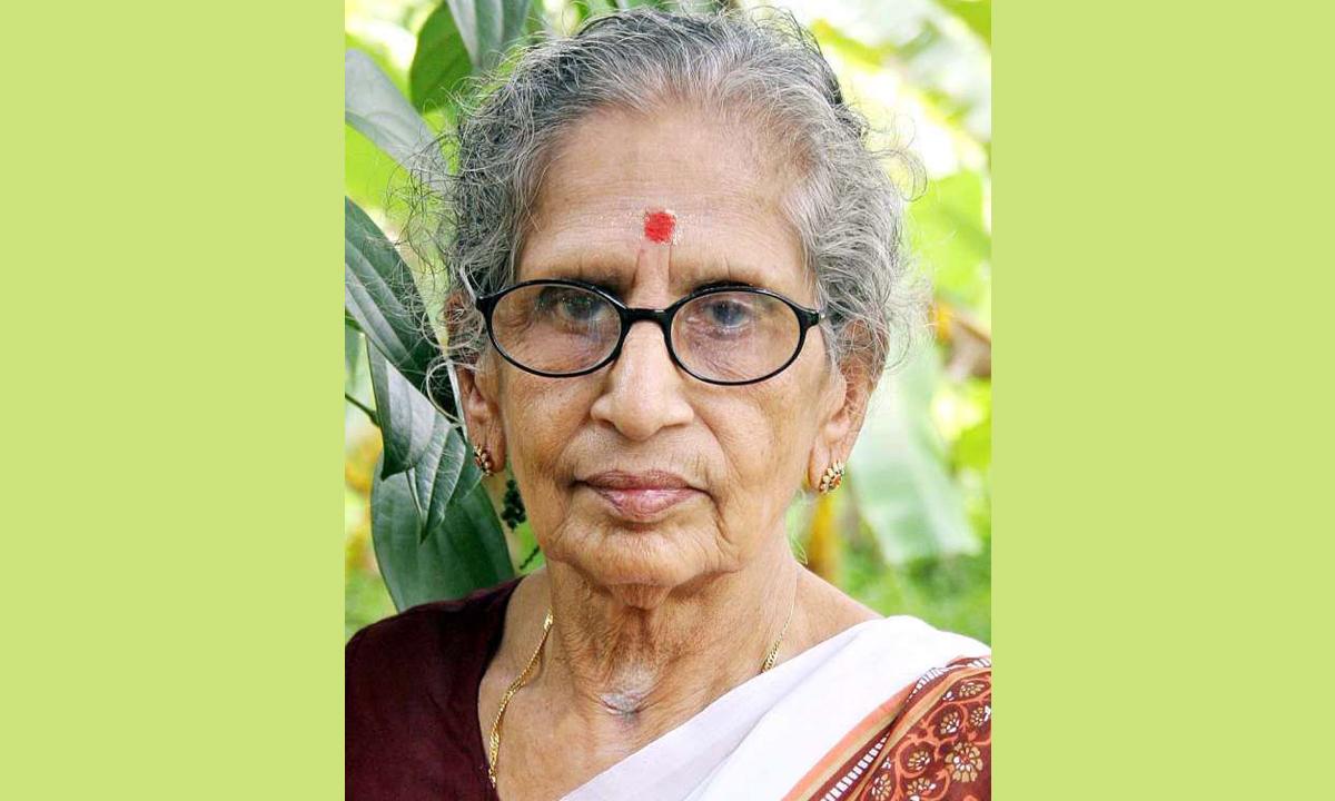 എം ലീലാവതി