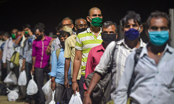 ഇന്ത്യയില്  14 കോടി   നഗരവാസികള് ദാരിദ്ര്യത്തിന്റെ വക്കിൽ