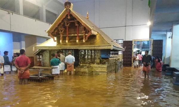 ഉരുൾപൊട്ടൽ ഭീതിയിൽ  മലയോര ഗ്രാമങ്ങൾ
