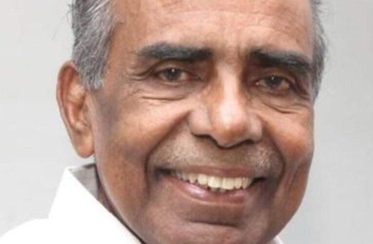 കേരളാ കോൺഗ്രസ്സ് നേതാവ്  സി എഫ് തോമസ് അന്തരിച്ചു