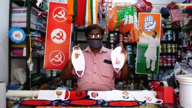 മലബാറിൽ രാഷ്ട്രീയവിഷയങ്ങൾ പ്രചാരണത്തിൽ മുമ്പിലേക്ക്