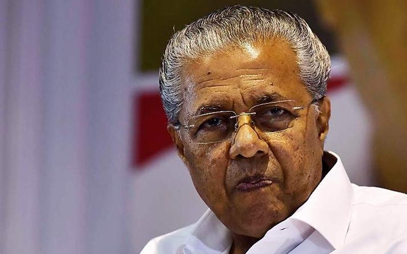 Pinarayi Vijayan 2021 kerala election